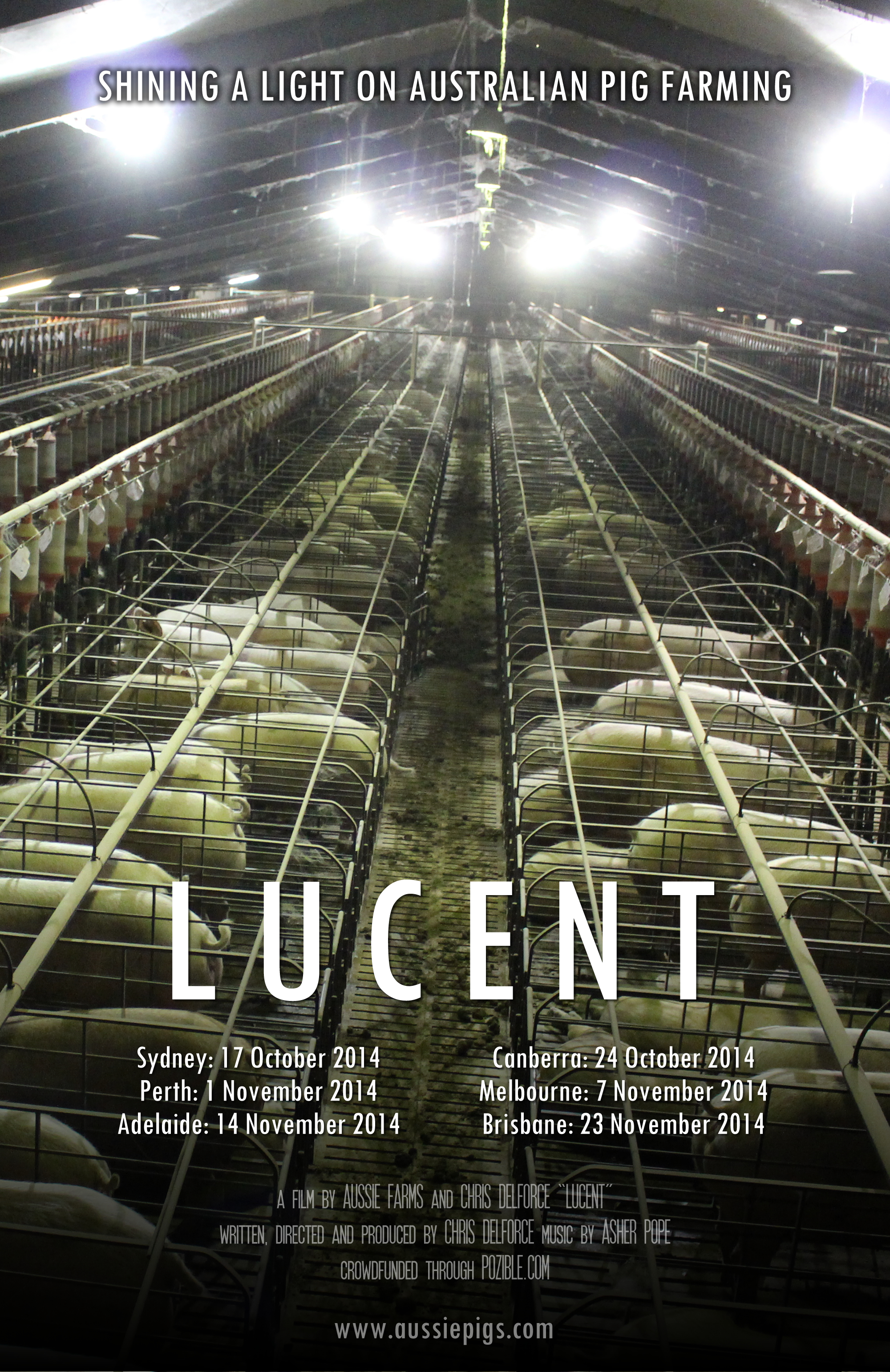 Lucent the documentary australian pig farming the inside story lucent poster 3 lucent poster 4 m4hsunfo